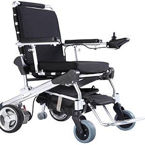 Large Power Chair - Motorised Wheelchair - Active Scooters