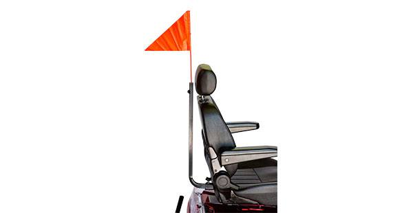 Mobility Scooter Safety Flag
